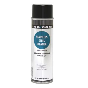 IND/COM<sup>®</sup> Stainless Steel Cleaner (Water Based)