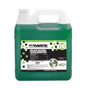 MixMATE™ Non-Acid Restroom Cleaner Disinfectant