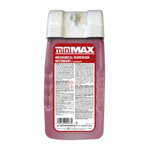 MiniMAX Mechanical Warewash Detergent