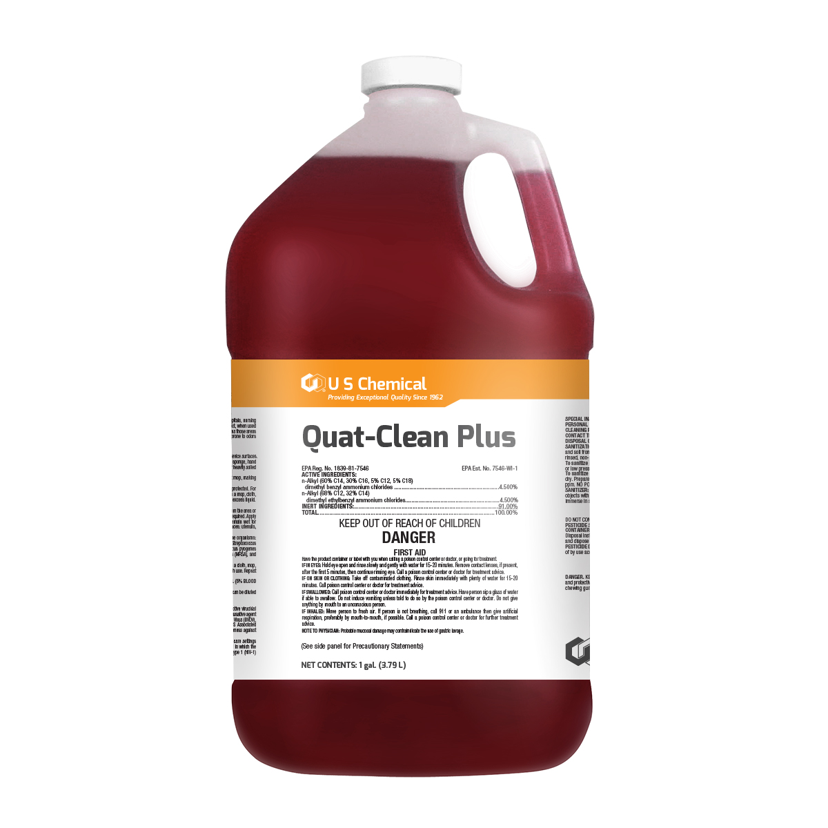 4500184_QUAT_CLEAN_PLUS_1GA