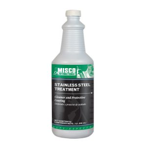 Misco Stainless Steel Treatment