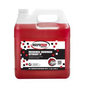 MicroTECH™ Mechanical Warewash Detergent LP